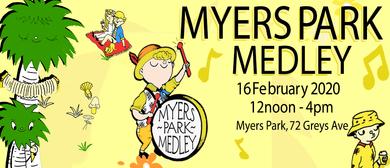 Myers Park Medley 2020