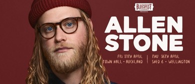 Allen Stone: CANCELLED