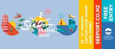 SeePort Festival 2020