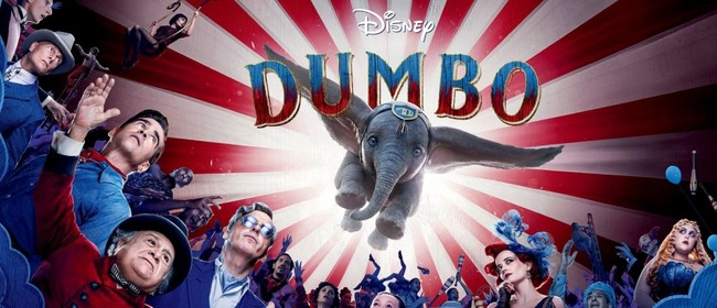 Movies In Parks - Dumbo