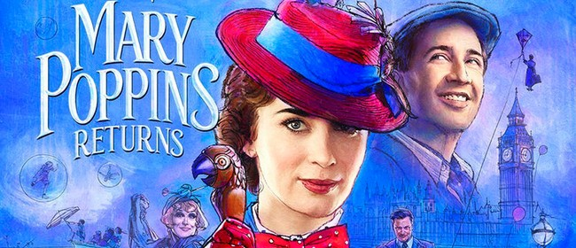 Movies In Parks - Mary Poppins Returns