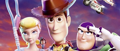 Movies in Parks - Toy Story 4