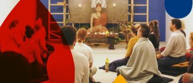 Buddhist Meditation & Posture - For Newcomers
