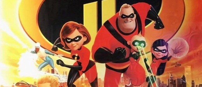 Movies in Parks - Incredibles 2