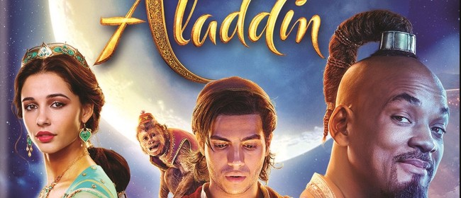 Movies in Parks - Aladdin