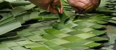 Raranga - Flax Weaving (Beginners)