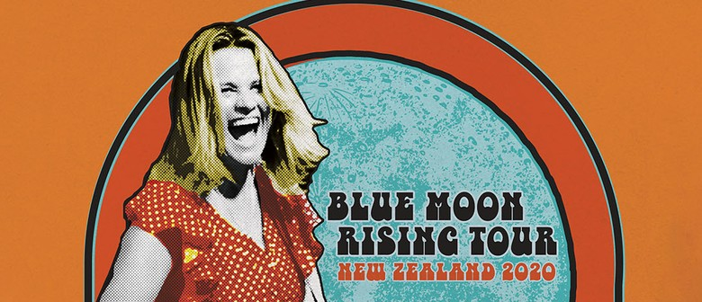 Jackie Bristow 'Blue Moon Rising Tour New Zealand 2020""