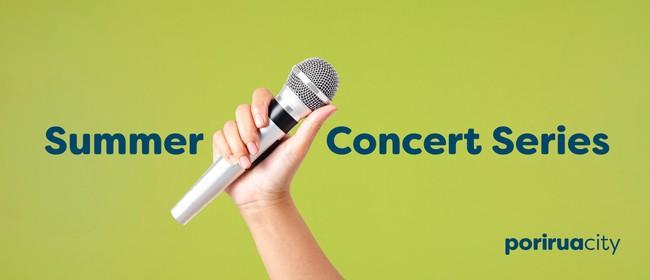 Summer Concert Series 2020