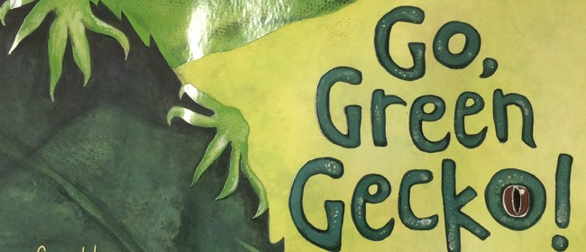 The Great Go Gecko Hunt