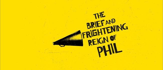 Weta Digital Season of The Brief & Frightening Reign of Phil