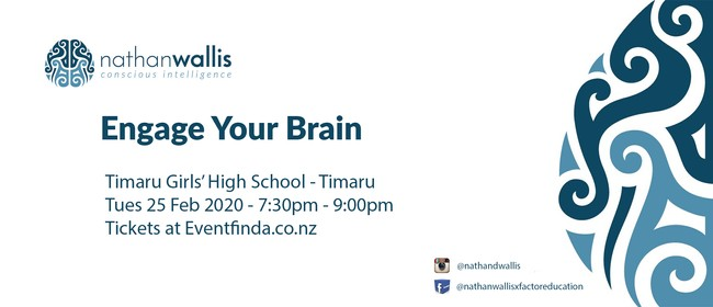 Engage Your Brain - Timaru