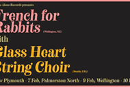Image for event: Glass Heart String Choir - French for Rabbits