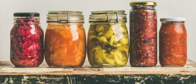 Fermented Foods Workshop