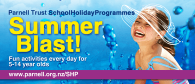 Inflatable Fun - Parnell Trust Holiday Programme