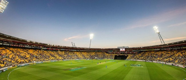 BLACKCAPS v India T20