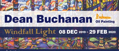 Dean Buchanan - Windfall Light Oil Painting Exhibition