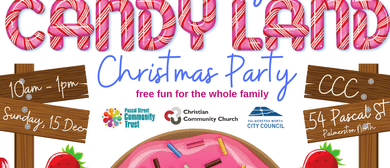 Candyland Community Christmas Party