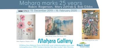 Mahara Marks 25 Years