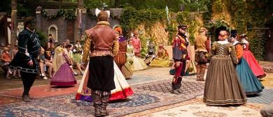 Dances from Renaissance Europe - Have a Go Session
