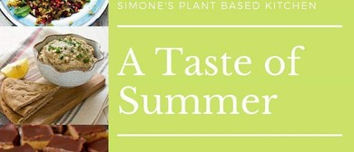 A Taste of Summer - Cooking Class