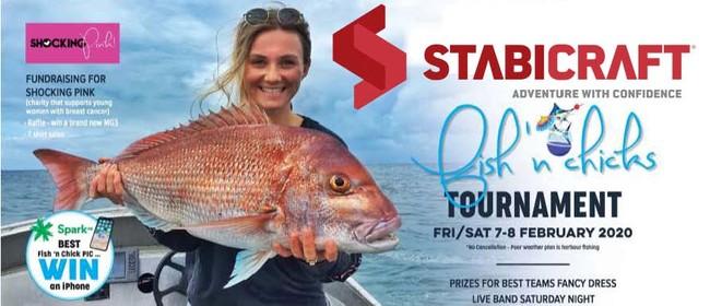 Stabicraft Fish N Chicks Tournament 2020