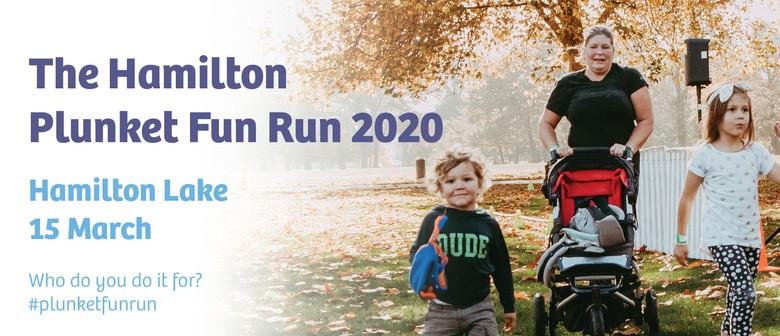 The Hamilton Plunket Fun Run