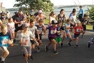 Image for event: Devonport Jets Run