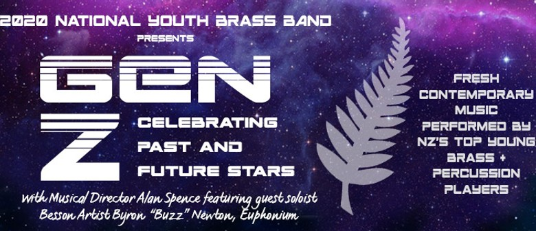 National Youth Brass Band: Celebrating Past and Future Stars