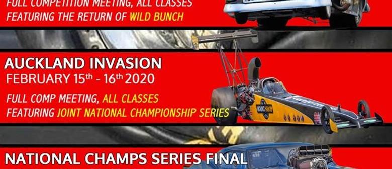 Auckland Invasion - National Drag Racing Championship Round