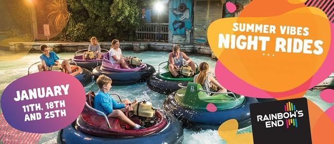 Summer Vibes Night Rides