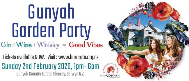 Gunyah Garden Party