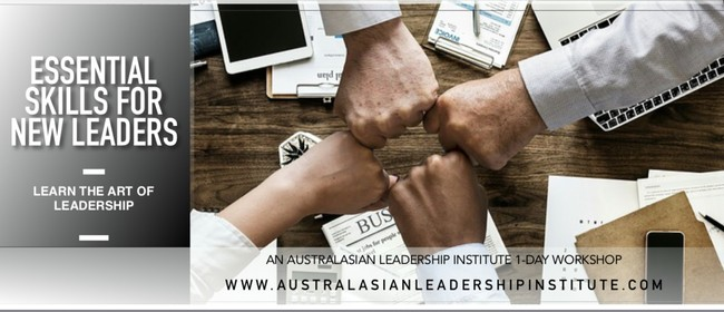 Essential Skills For New Leaders: A Mark Wager Workshop