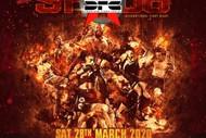 Shuriken Fight Series 8