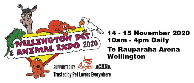 Wellington Pet & Animal Expo 2020