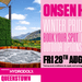 Onsen Hot Pool Bookings