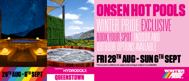 Onsen Hot Pool Bookings