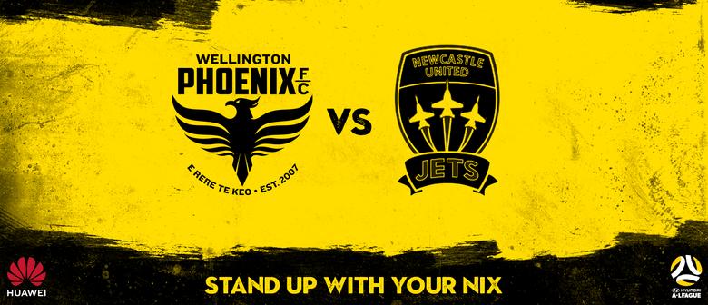 Wellington Phoenix vs Newcastle Jets