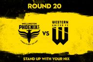 Wellington Phoenix vs Western United