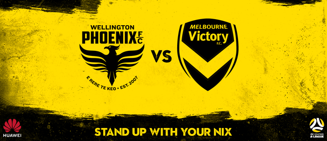 Wellington Phoenix vs Melbourne Victory
