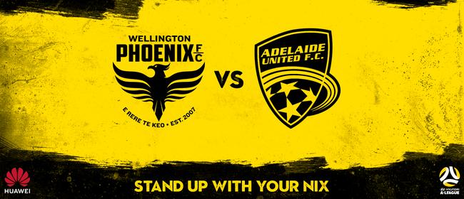 Wellington Phoenix vs Adelaide United