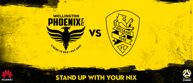 Wellington Phoenix vs Brisbane Roar FC