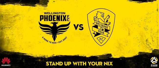 Wellington Phoenix vs Brisbane Roar FC
