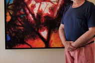 Image for event: Michael D Smither CNZM - Meet the Artist