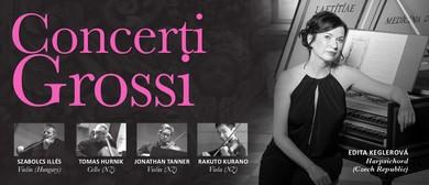 Concerti Grossi - Southern Baroque Ensemble