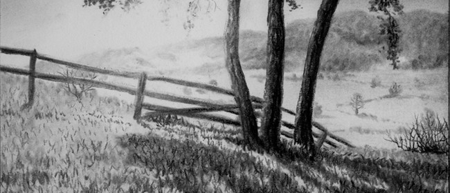 Charcoal Landscape Weekend Workshop for Beginners