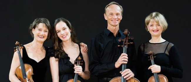 Christopher's Classics Concert 4: - NZ String Quartet