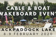 Cable & Boat Wakeboard Event