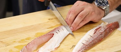 Cooking Class - Seafood 101-Filleting Workshop