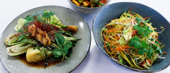 Cooking Class - Market Stalls Asian Fusion