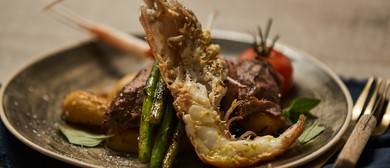 Cooking Class - King of Seafood - Surf and Turf